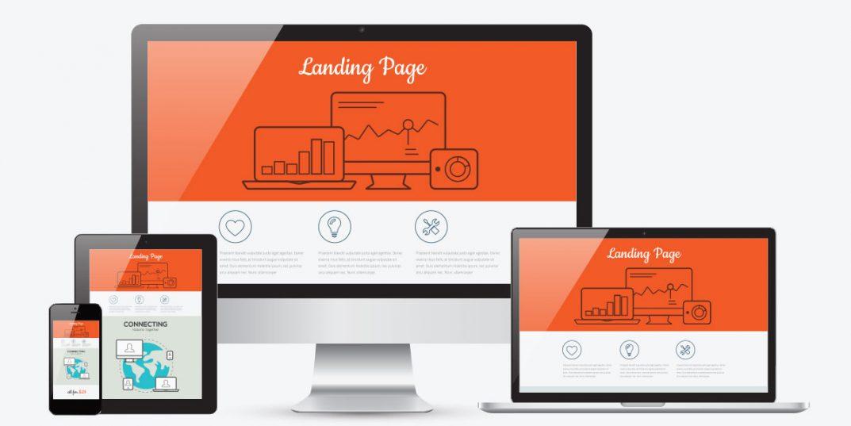 Digital Guroo Landing Page Design 1073x537 - صفحه فرود چیست؟ 10 تکنیک برتر سئو صفحه فرود