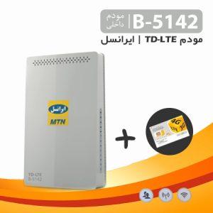 مودم TD-LTE ایرانسل مدل B-5142