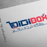 طراحی سایت و لوگو دیجی باکس